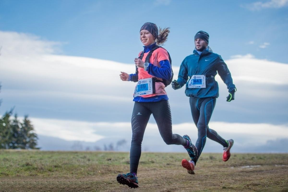 Zimowy Półmaraton Gór Stołowych po raz drugi