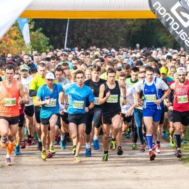 CITY TRAIL po pierwszej kolejce biegów: blisko 4700 zawodników, Poznań zdecydowanym liderem